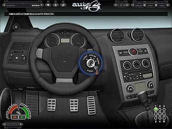 Bord interactiv auto